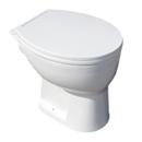 Sepia Stand-WC mit Sitz