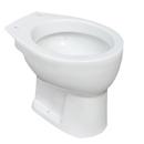 Sepia Stand-WC ohne Sitz